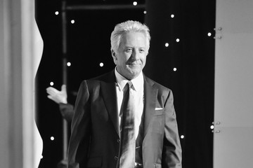 Dustin Hoffman 21st Annual Hollywood Film Awards - Backstage and Audience