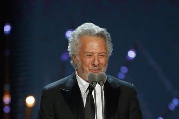 Dustin Hoffman National Television Awards - Show