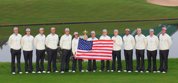 Ryder Cup Team Usa Usa Team Photocall-2010 Ryder