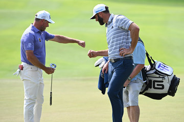 Dustin Johnson European Best Pictures Of The Day - February 05