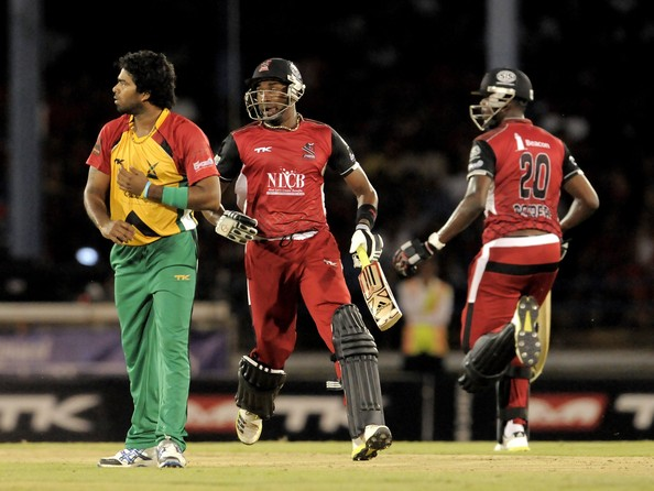 Guyana Amazon Warriors v Trinidad and Tobago Red Steel