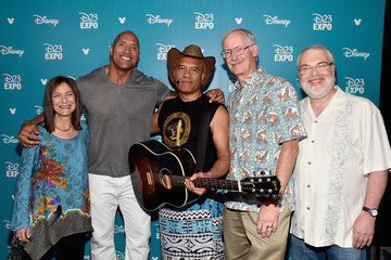 Dwayne Johnson 'Pixar and Walt Disney Animation Studios: The Upcoming Films' Presentation At Disney's D23 EXPO 2015