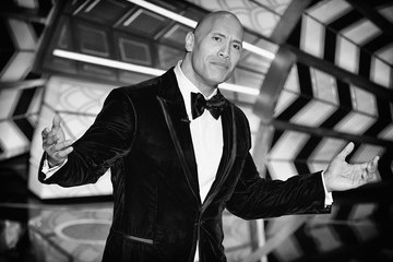 Dwayne Johnson An Alternative View Of The 89th Annual Academy Awards