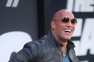 Dwayne Johnson 'The Fate of the Furious' New York Premiere