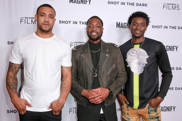 Dwayne Wade Magnify And Fox Sports Films' 'Shot In The Dark' Premiere Documentary Screening And Panel Discussion