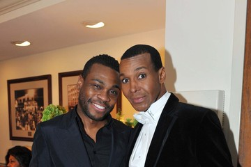 Dwight Eubanks 2013 Bronner Bros. ICON Awards Presented By Clairol - Backstage