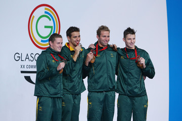 Dylan Bosch 20th Commonwealth Games: Swimming