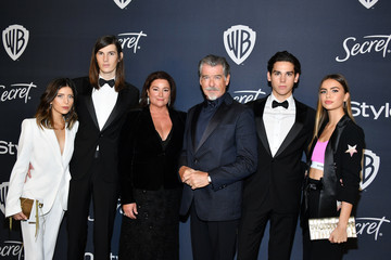 Dylan Brosnan 21st Annual Warner Bros. And InStyle Golden Globe After Party - Arrivals