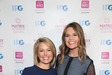 Dylan Dreyer 2018 Matrix Awards