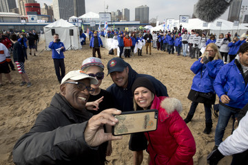 Dylan Dreyer 16th Annual Chicago Polar Plunge