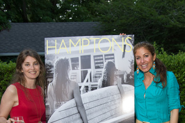Dylan Lauren Hamptons Magazine Celebrates Art of the City with Michael Dweck
