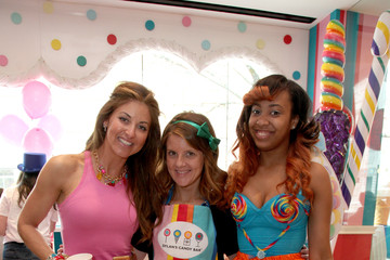 Dylan Lauren Dylan's Candy Bar Candy Girl Collection NYC Launch Event