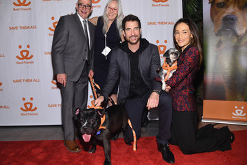 Dylan McDermott New York Notables Gather at the Best Friends Animal Society Benefit to Save Them All