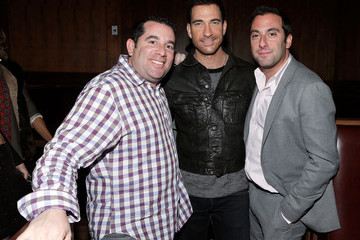 Dylan McDermott Celebs at the Tequila Baron Launch Party
