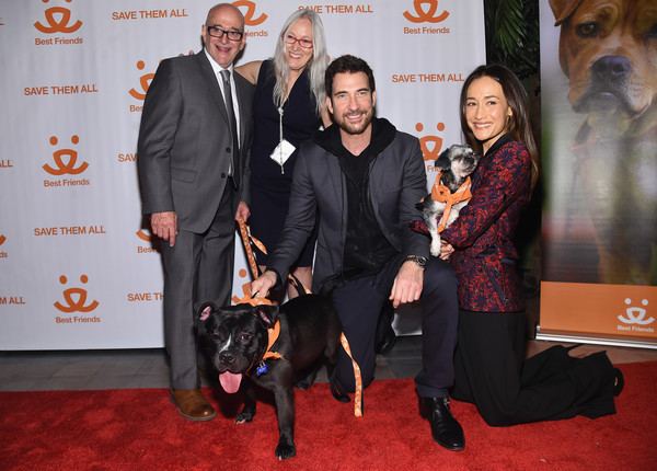 New York Notables Gather at the Best Friends Animal Society Benefit to Save Them All