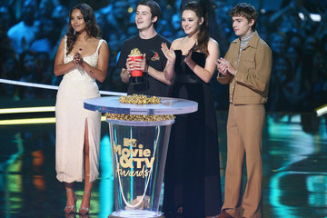 Dylan Minnette 2018 MTV Movie And TV Awards - Show