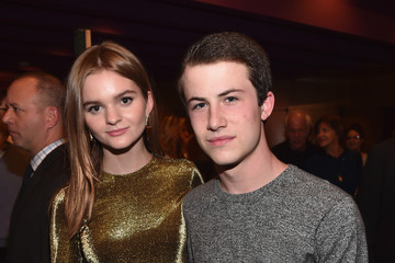 Dylan Minnette Special Screening of Open Road Films' 'Spotlight' - After Party
