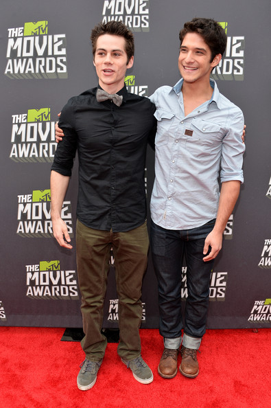 Arrivals at the MTV Movie Awards 4