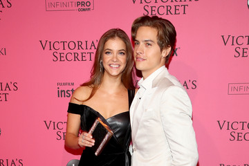 Dylan Sprouse Barbara Palvin 2018 Victoria's Secret Fashion Show in New York - After Party Arrivals