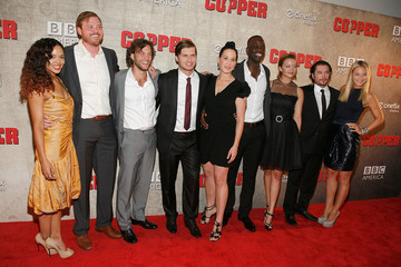 "Dylan Taylor ""Copper"" New York Premiere"