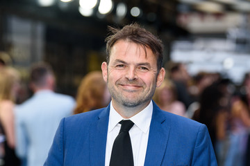 Dylan Williams 'Swimming With Men' UK Premiere - Red Carpet Arrivals