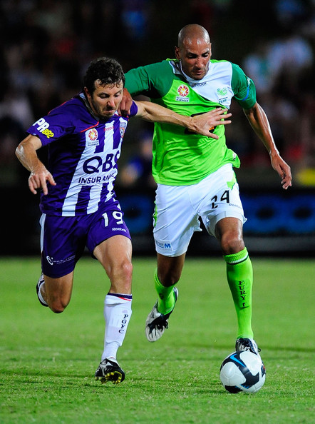 A-League Rd 12 - Fury v Glory