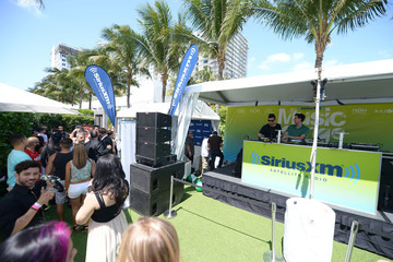Dzeko and Torres Performances at W South Beach