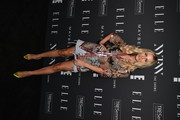 Morgan Stewart attends as E!, ELLE & IMG celebrate the Kick-Off To NYFW: The Shows at The Pool on September 5, 2018 in New York City.