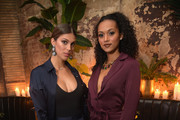 Iris Mittenaere and Kara McCullough Photos Photo
