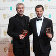 Alfonso Cuaron David Heyman Photos