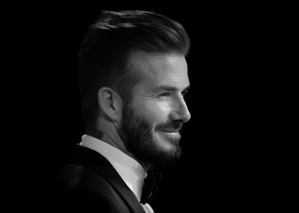 David beckham photos photos ee british academy film - David beckham ...