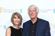 Roger Deakins and Isabella James Purefoy Ellis attend the EE British Academy Film Awards 2020 Nominees' Party at Kensington Palace on February 01, 2020 in London, England.