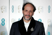 Luca Guadagnino attends the EE British Academy Film Awards (BAFTA) gala dinner held at Grosvenor House, on February 18, 2018 in London, England.