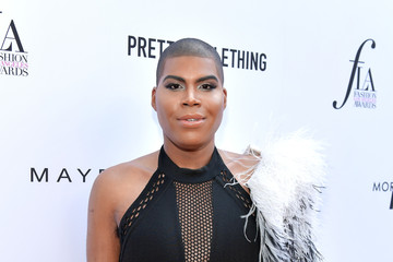 EJ Johnson The Daily Front Row Hosts 4th Annual Fashion Los Angeles Awards - Red Carpet