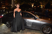 ELLE's 25th Annual Women In Hollywood Celebration Presented By L'Oreal Paris, Hearts On Fire And CALVIN KLEIN - Lexus