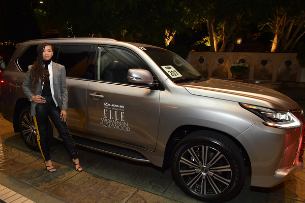 ELLE's 26th Annual Women In Hollywood Celebration Presented By Ralph Lauren And Lexus - Lexus