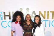 "MoAna Luu, Susan L. Taylor ,  Michelle Ebanks attend ESSENCE & AT&T ""Humanity Of Connection"" event at New York Historical Society on June 10, 2019 in New York City."