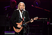Joe Walsh of the Eagles performs at MGM Grand Garden Arena on September 27, 2019 in Las Vegas, Nevada.