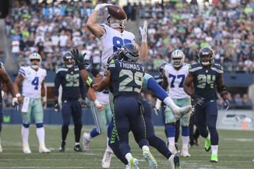 Earl Thomas Dallas Cowboys vs. Seattle Seahawks