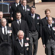 Earl of Snowdon The Funeral Of Prince Philip, Duke Of Edinburgh Is Held In Windsor