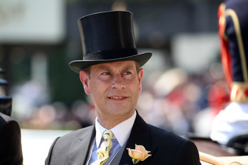 Earl of Wessex Royal Ascot 2017 - Day 1