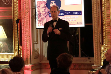 Earl of Wessex National Youth Theatre Baroque And Roll Fundraising Gala 2020