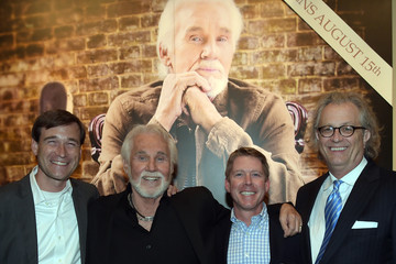 Earle Simmons Kenny Rogers Exhibit Opening Reception