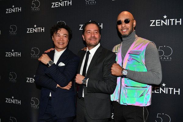 Zenith Press Conference At Baselworld 2019
