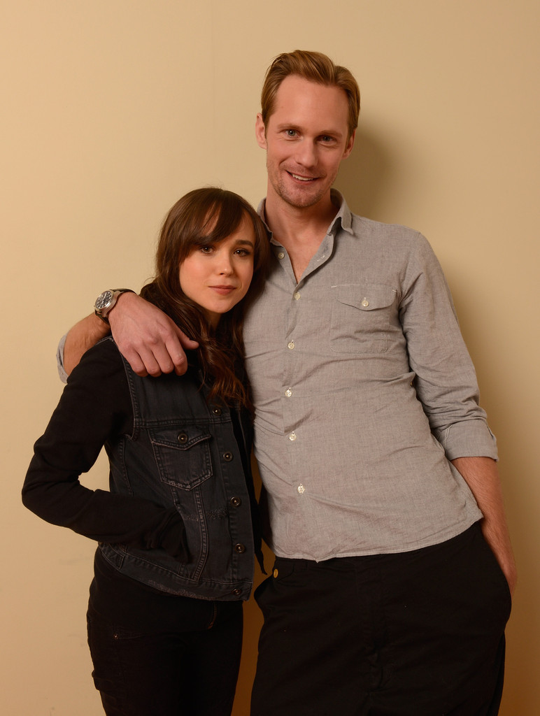"Ellen Page in ""The East"" Portraits - 2013 Sundance Film ..."