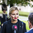 Ebba Busch Thor Swedish Royals Attend The Opening Of The Parliamentary Session