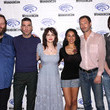 Ebon Moss-Bachrach Wondercon Nos4a2 Screening And Panel