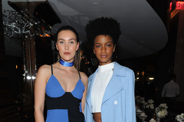 Ebonee Davis Whyte Studio NYFW Launch Dinner Hosted by Biana Whyte and Jamie Frankel