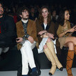 Ece Sukan VIP Guests: Day 5 - MBFWI Presented By American Express Fall/Winter 2014