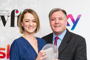 Ed Balls Sky Women In Film & TV Awards